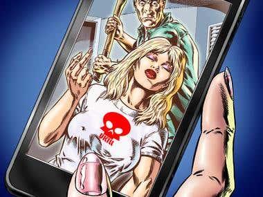 Mature Comic Book cover