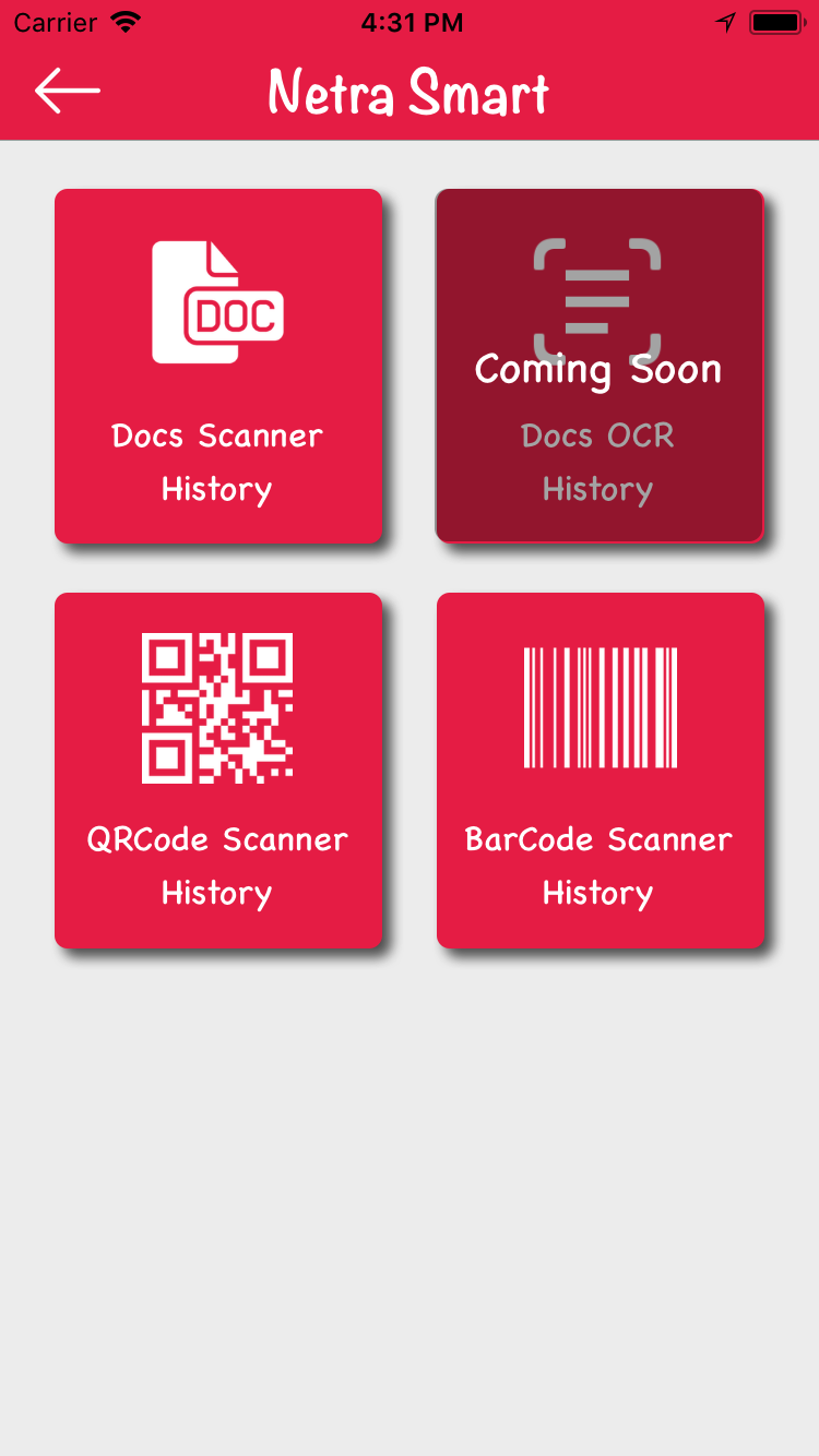Netra Smart - Scan Document, OCR, QR and Bar Codes | Freelancer