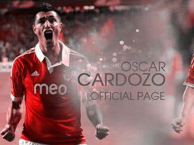 Oscar Cardozo / football player