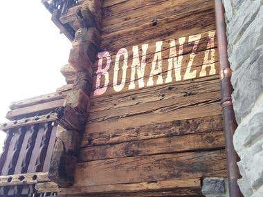 bonanza's sigh design