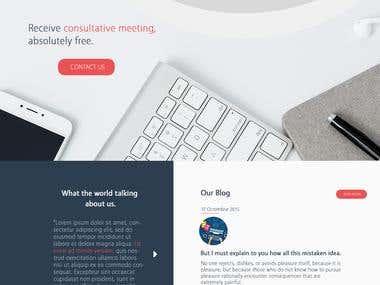 Web Design - Corporate