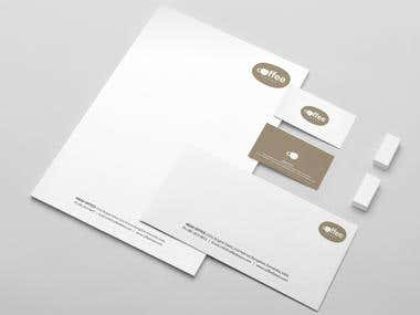 Corporate Identity, Branding, Stationery design