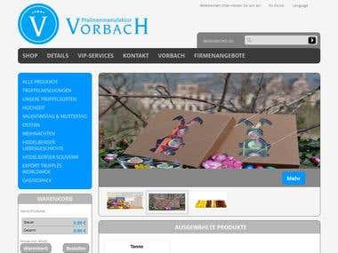 vorbachpralinen