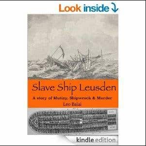English translation of 'Slave Ship Leusden' by Dutch