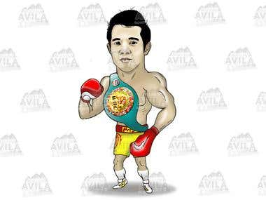 SRISAKET SOR RUNGVISAI Illustration