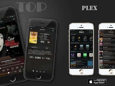 Plex (Live TV App)