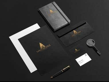 Stationery design by GraphikMIRACLE