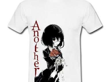 Anime.E graphics design