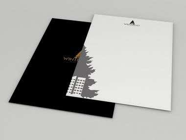 Letter-Head/Stationery design