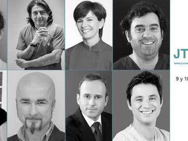Campaña para la Jornada Total de Implantología - Madrid
