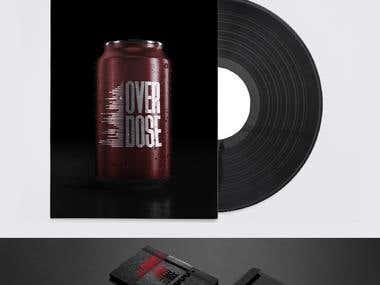 Logo Design for Music Production Overdose