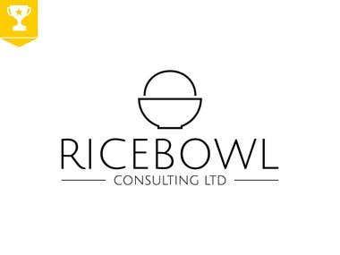 RICEBOWL Logo Design