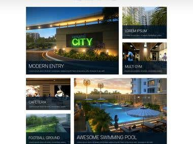 Emami Realty Website Design
