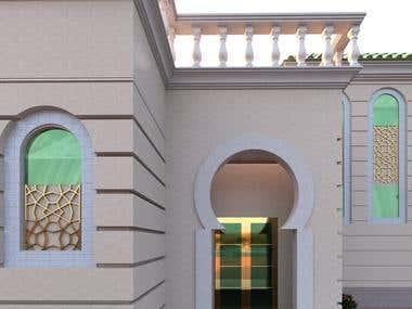 Morocco Villa.