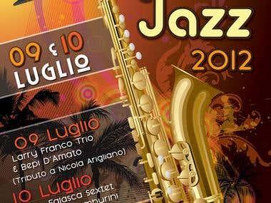 Alba Jazz flyer
