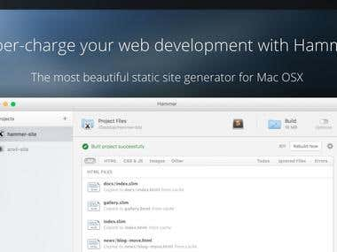 Hammer For Mac APPLE OSX