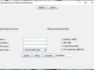 Hotel Budget Booking System