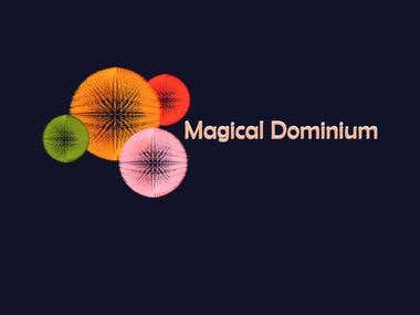 Logotipo Magic Dominium