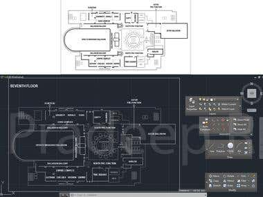 Image.PDF convert to DWG/DXF