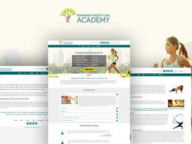 Fitness Industry website