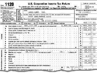 Tax Filings