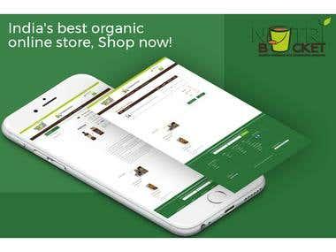 Organic Online Store