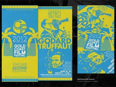 Gold Coast Film Festival 2012