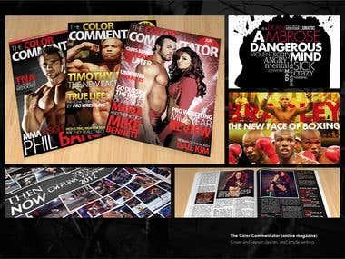 The Color Commentator Online Magazine