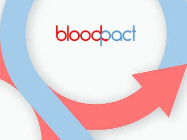 BloodPact Logo& Identity Guidelines