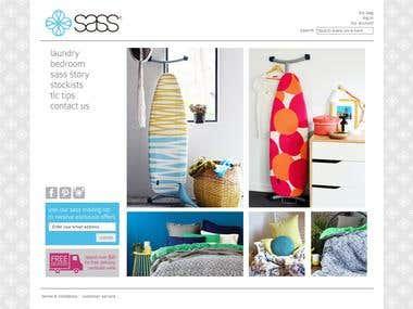 Sasshome.com.au , a magento site