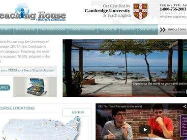 teaching house