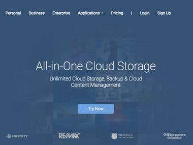 Cloud Server Portal - Enterprise Project: