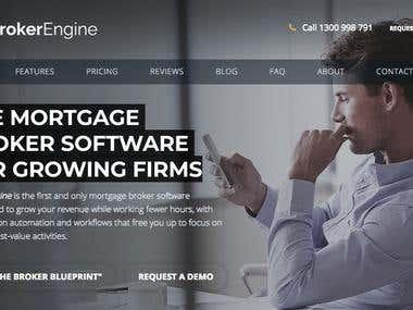 SaaS Software - Web App - Enterprise: https://www.brokeren