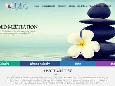 Mellow Website