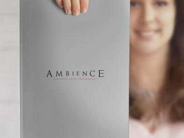 Catalog design for Ambience