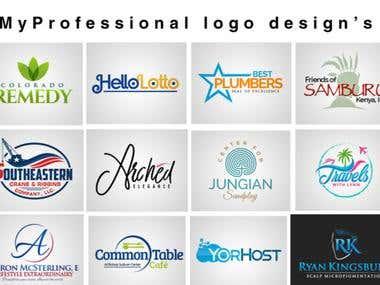 logo designing Professional