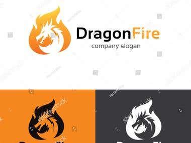 DRAGON LOGO'S