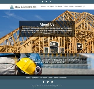 Metro Construction Inc.