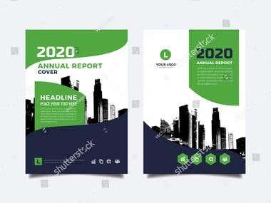 Cover Design A4