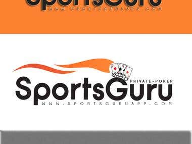 SportGuru design logo
