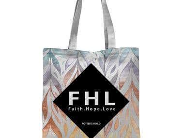 Tote Bag Graphic Design