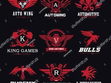 Rock & Automotive Logo