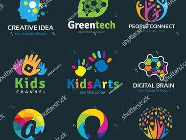 Kids & Creative Logo