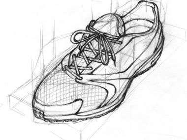 Line art - Sketch
