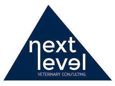 Logo for Next Level Veterinary Consulting