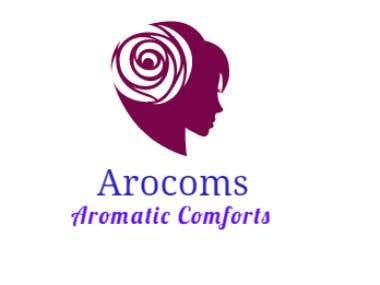 Logo for natural homemade fragrance company