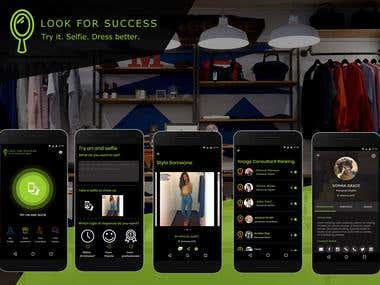 Look For Success - Online personal stylist