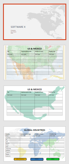 Sample Geographic PPT
