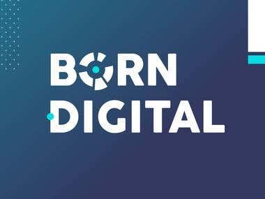 Logotipo - Born Digital