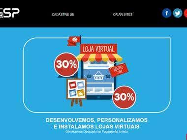 Mobile website - TEC INFO SP